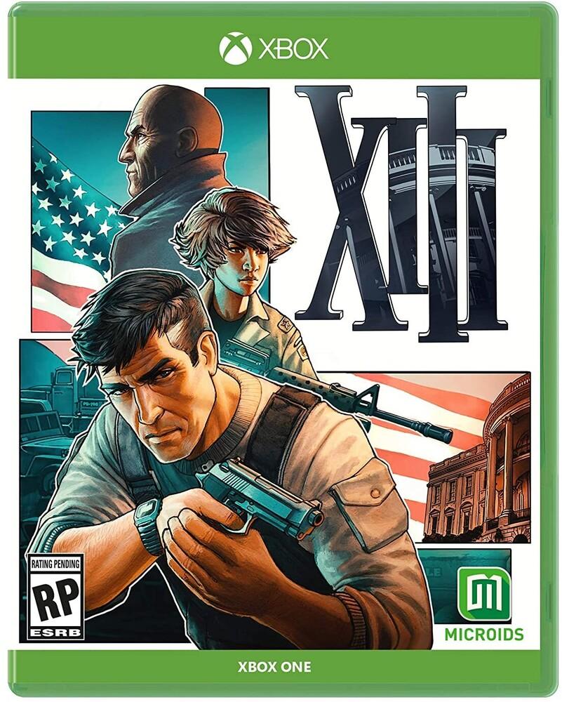 Xb1 Xiii - XIII for Xbox One