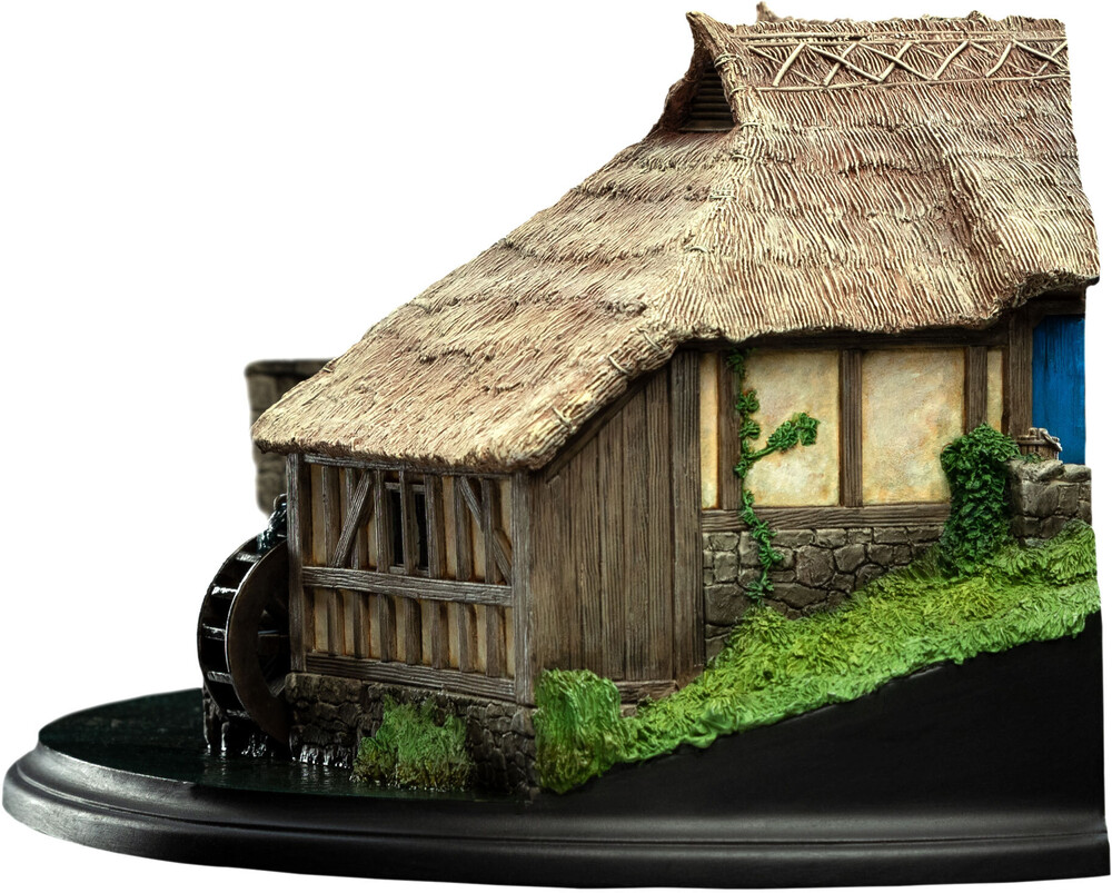 - WETA Workshop Polystone - Hobbit Environment - Hobbiton Mill and Bridge