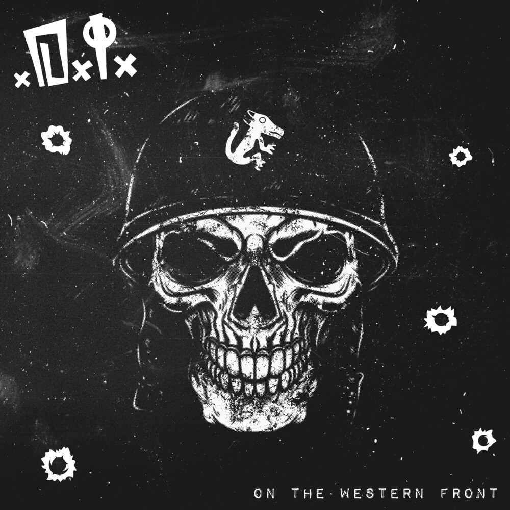 D.I. - On The Western Front (Red) (Wht)