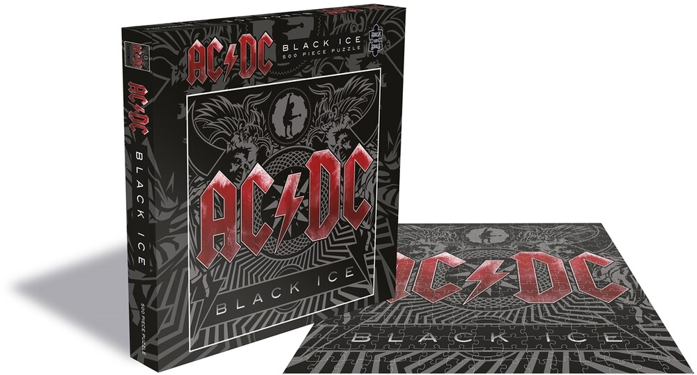 - AC/DC Black Ice (500 Piece Jigsaw Puzzle)