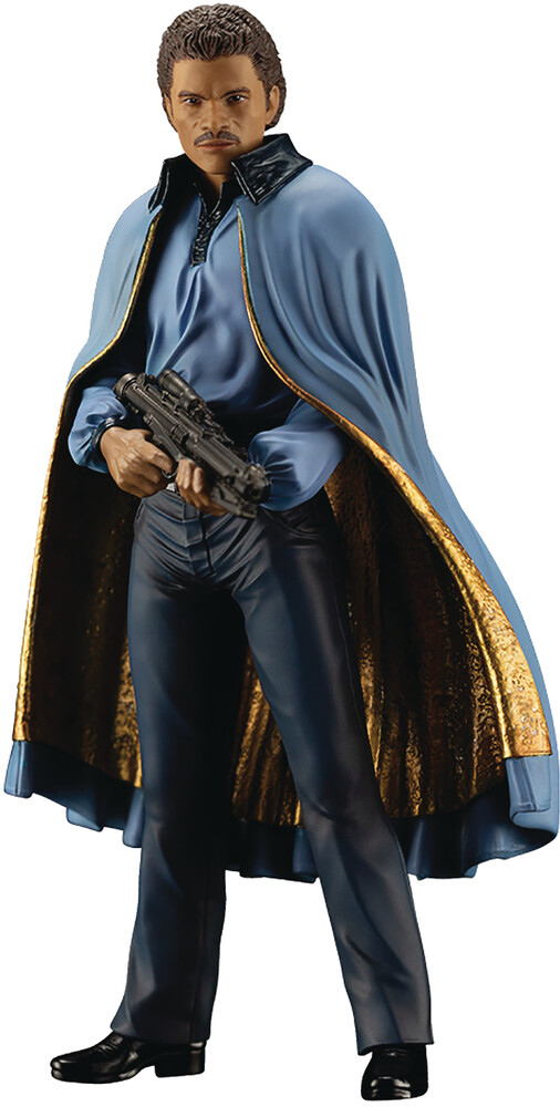 Star Wars - Artfx+ Lando Calrissian the Empire Str - Kotobukiya - Star Wars - Artfx+ Lando Calrissian The Empire StrikesBack Version