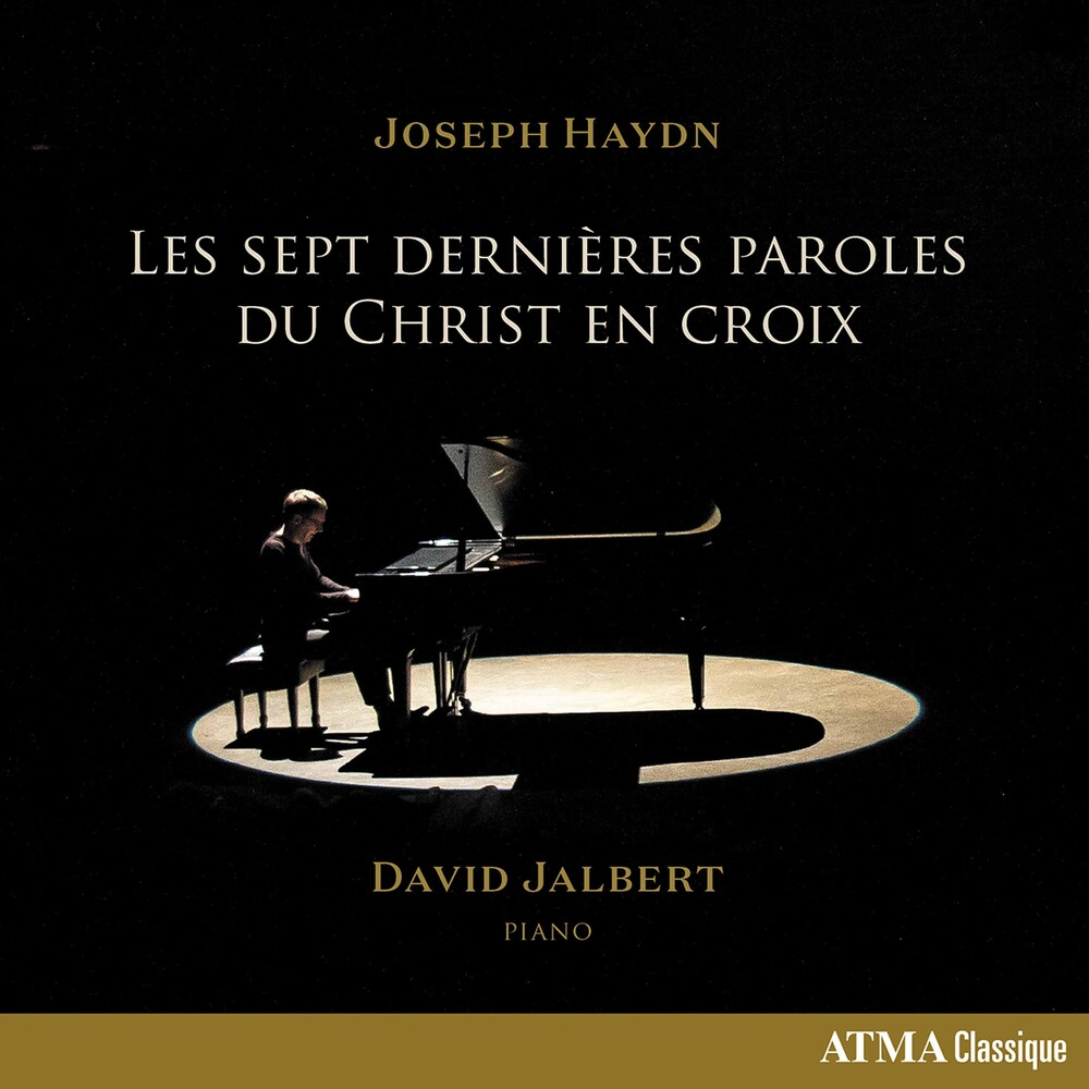 David Jalbert - Les Sept Dernieres Paroles