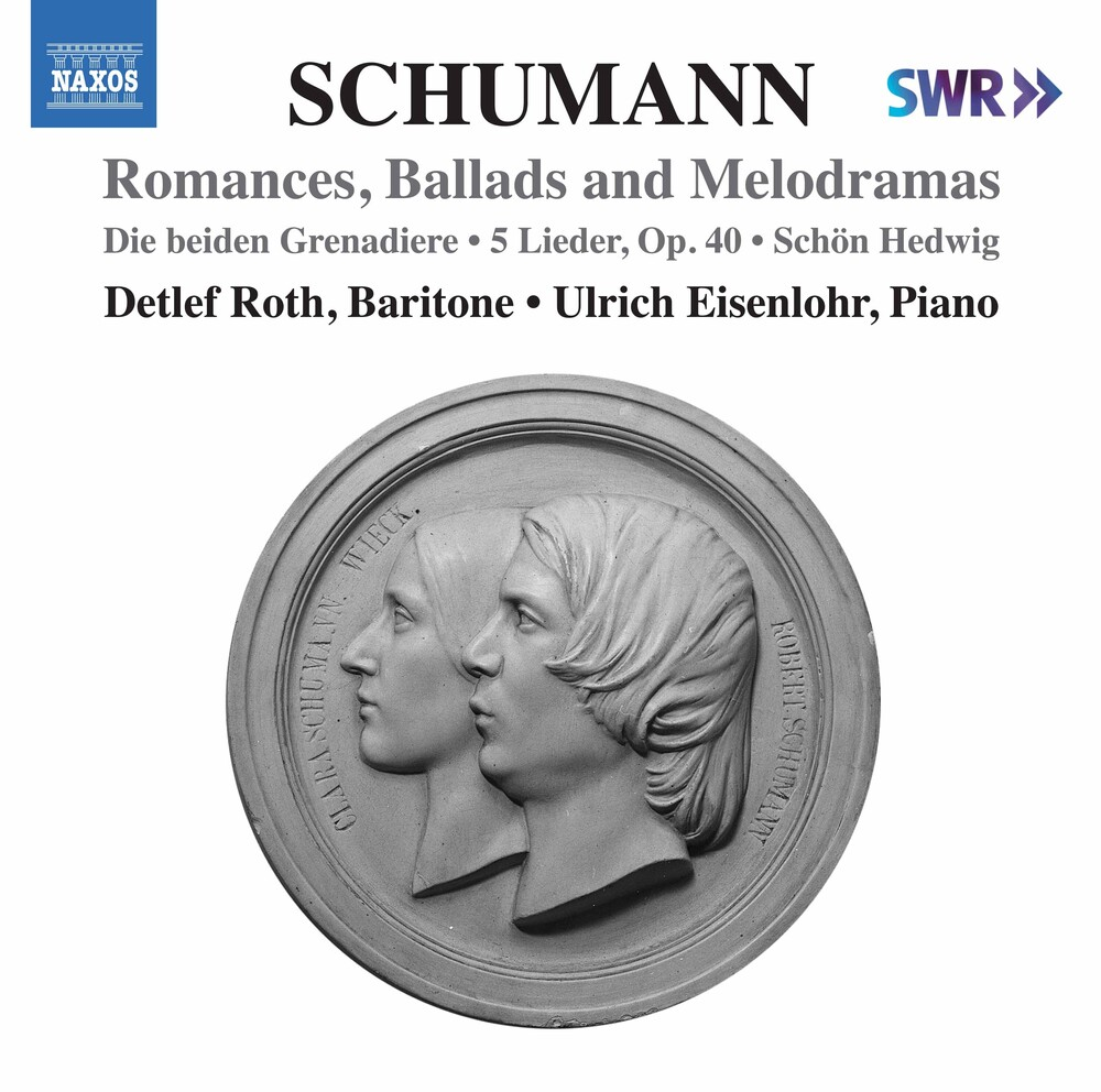 Detlef Roth - Romances Ballads & Melodrama