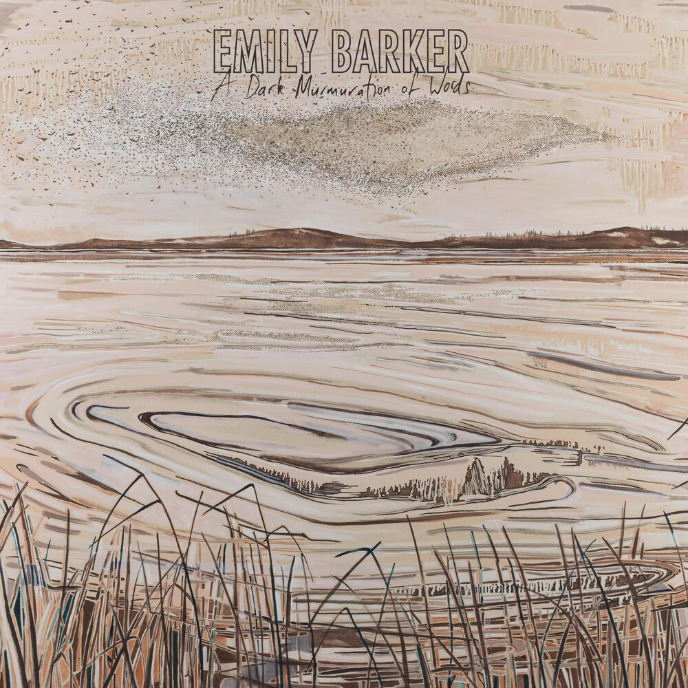 Emily Barker - A Dark Murmuration of Words [LP]