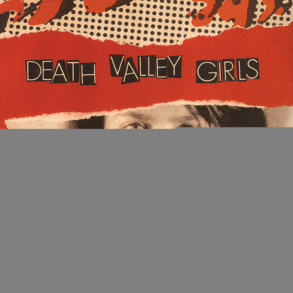 Death Valley Girls - Under The Spell Of Joy (Gold Vinyl) (Gol)