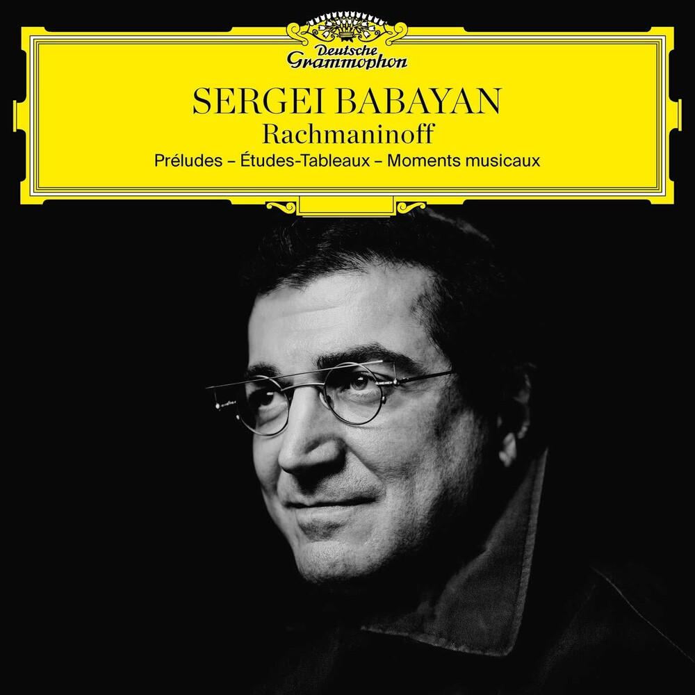 Rachmaninoff / Sergei Babayan - Rachmaninoff: Preludes / Etudes-Tableaux (Uk)