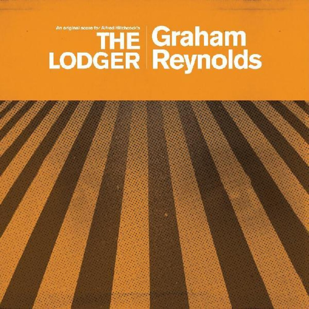 Graham Reynolds Dlcd - Lodger - O.S.T. [Download Included]