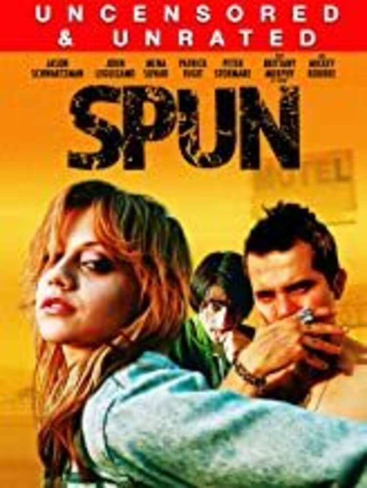 Spun: Unrated Director's Cut - Spun (Unrated Director's Cut)
