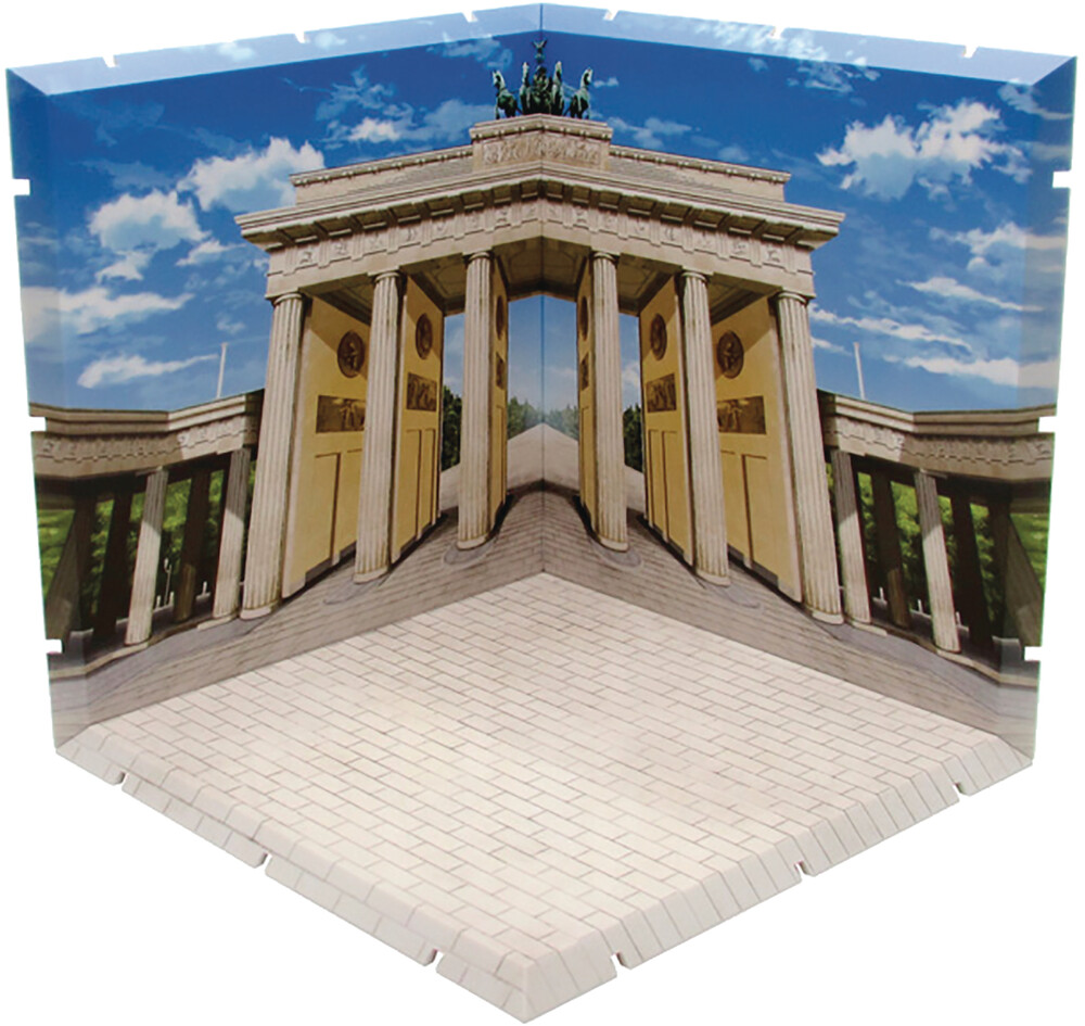 Good Smile Company - Good Smile Company - Dioramansion 150 Brandenburg Gate Figure Diorama