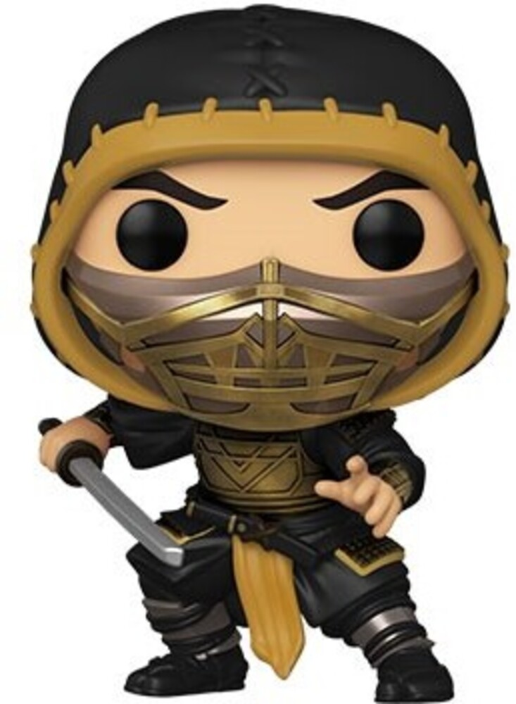 - FUNKO POP! Movies: Mortal Kombat- POP! 2