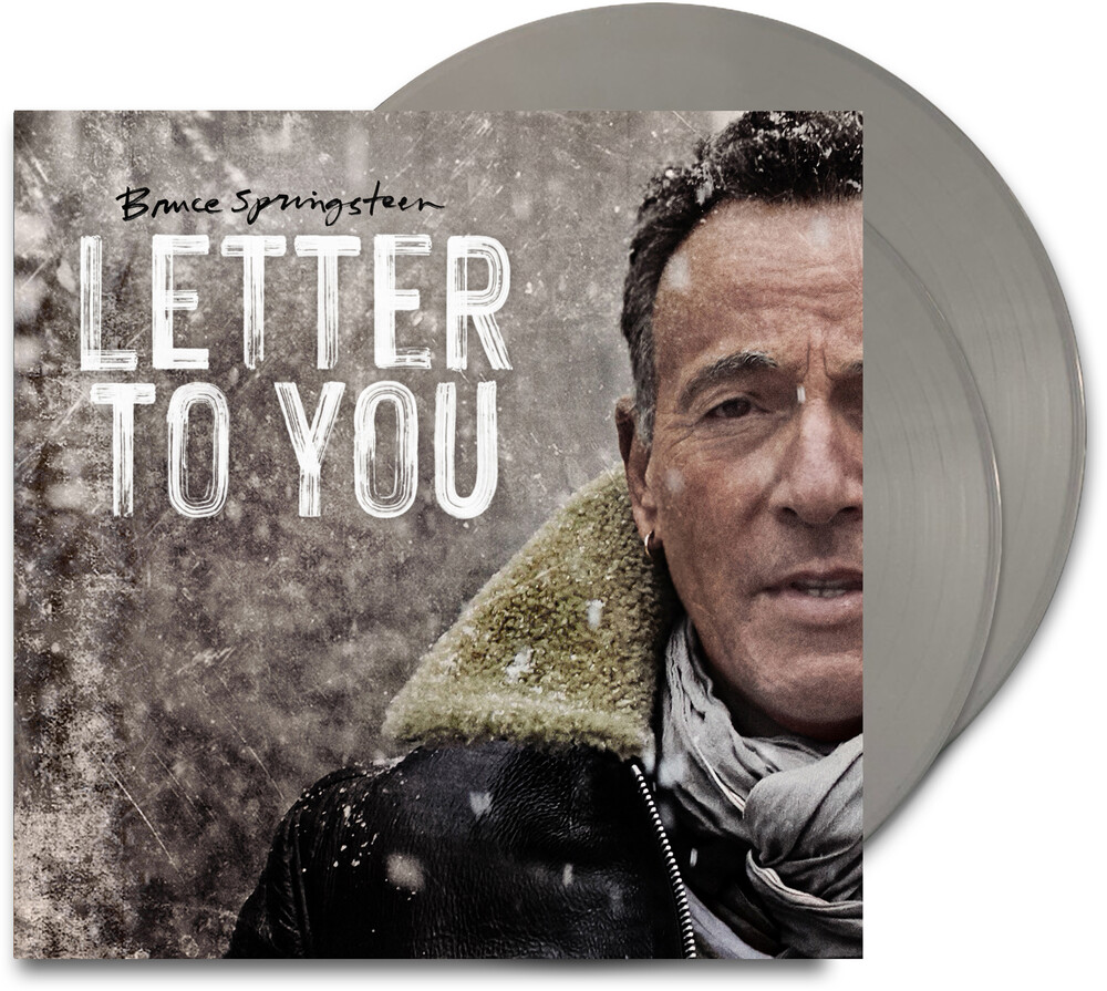 Bruce Springsteen - Letter To You [Indie Exclusive Limited Edition Gray 2LP]