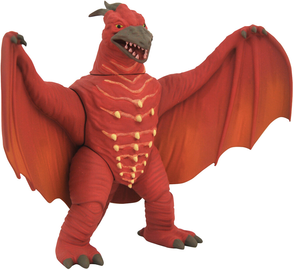 Diamond Select - Diamond Select - NYCC 2020 Godzilla Fire Rodan Vinimate