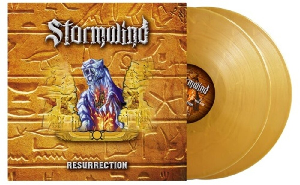 Stormwind - Resurrection (Marble Gold Vinyl) (Bonus Tracks)