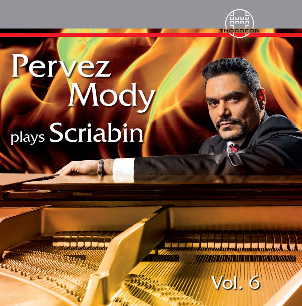 Scriabin - Pervez Mody Plays Scriabin 6