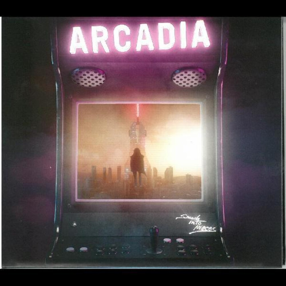 Smash Into Pieces - Arcadia [Colored Vinyl] (Ylw)