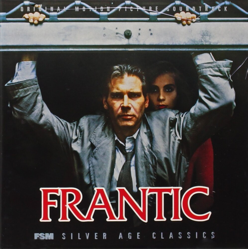 Ennio Morricone Ita - Frantic (Original Soundtrack)