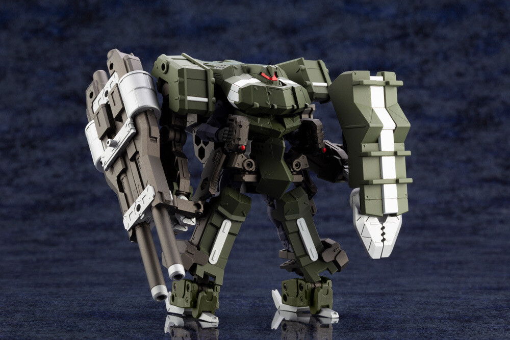 Hexa Gear - Definition Armor Blazeboar - Kotobukiya - Hexa Gear - Definition Armor Blazeboar