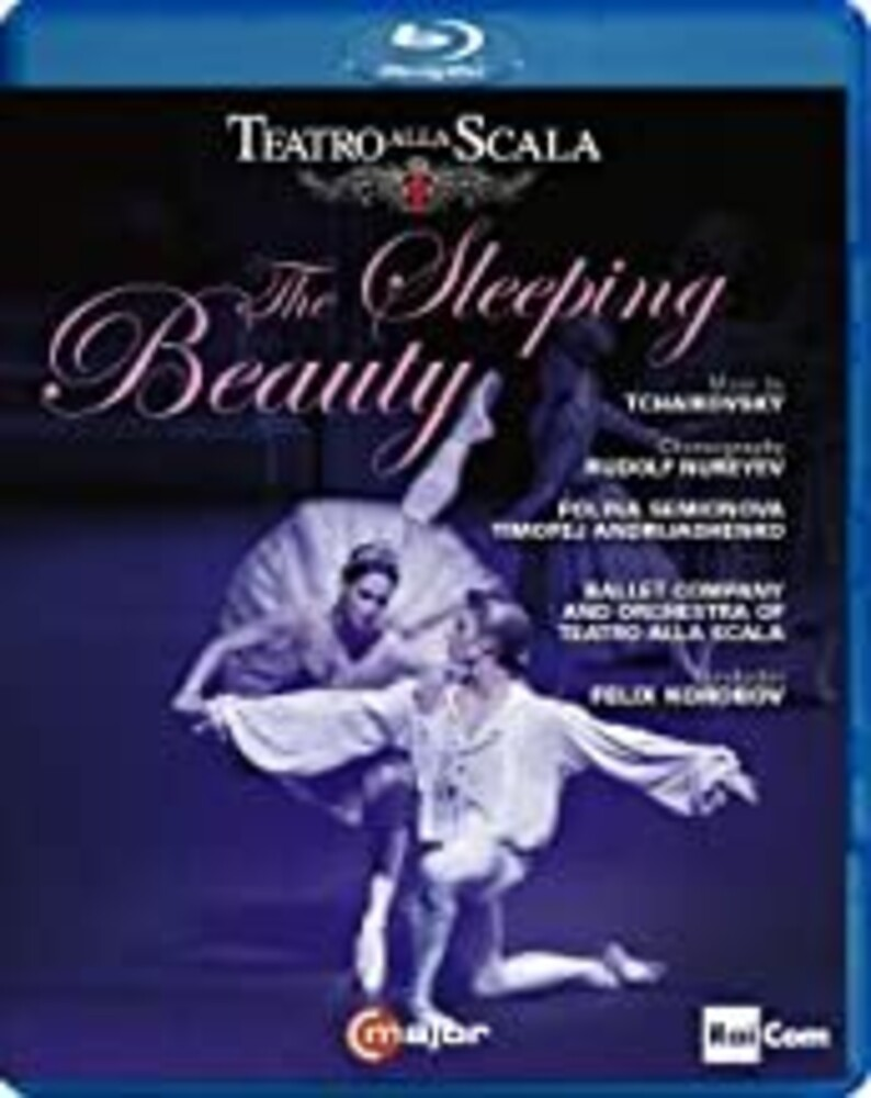 Rudolf Nureyev - Sleeping Beauty