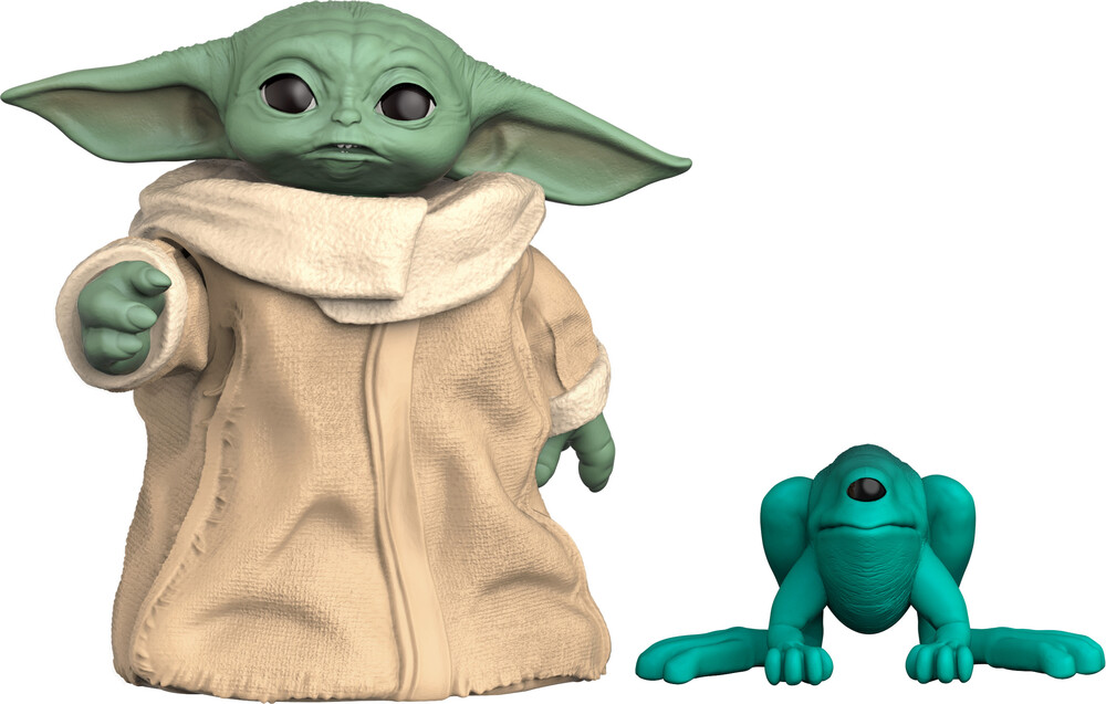 "- Hasbro Collectibles - Star Wars Vintage Collection The Child with Pram ""Baby Yoda"" ""Grogu"""