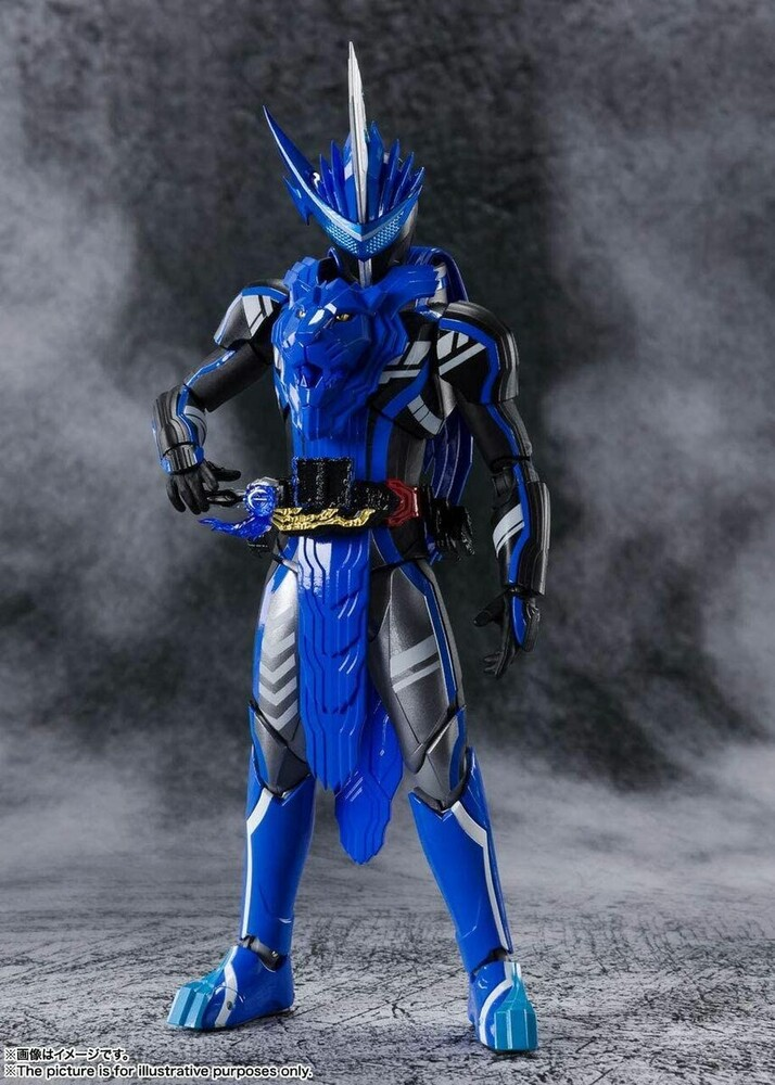 Tamashi Nations - Tamashi Nations - Kamen Rider Saber - Blades Lion Senski, BandaiSpirits S. H. Figuarts