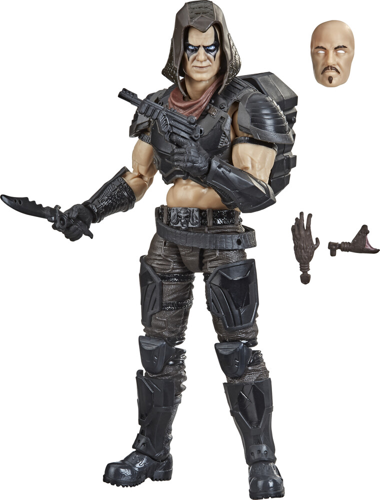 Gij Cs Figure Mountain Lion - Hasbro Collectibles - G.I. Joe Classified Series Zartan