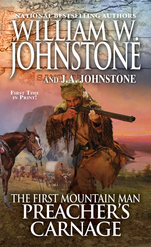 - Preacher's Carnage: A Preacher First Mountain Man Western