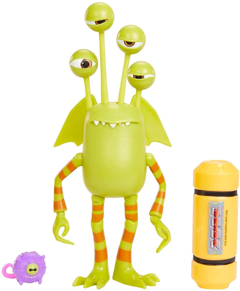 Pixar Monsters at Work - Mattel - PIXAR Monsters at Work Figure Eyeballs (Disney/PIXAR)