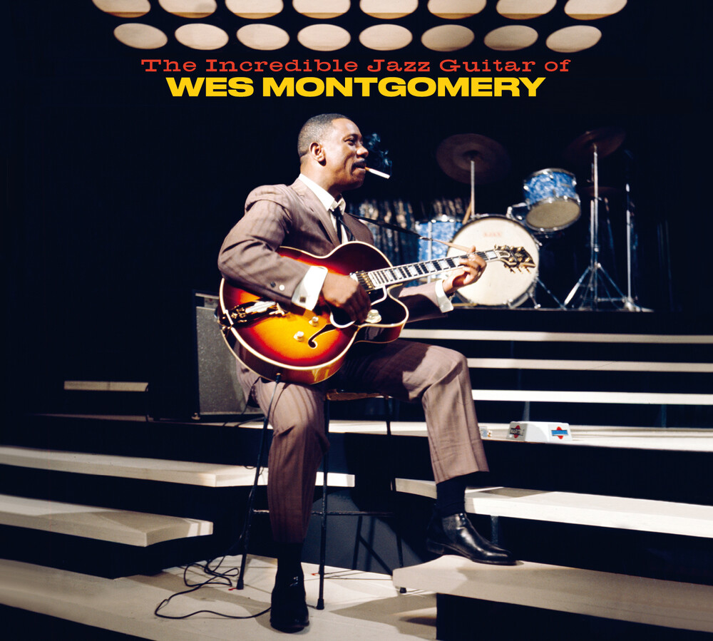 Wes Montgomery - Incredible Jazz Guitar Of Wes Montgomery [Limited Digipak]