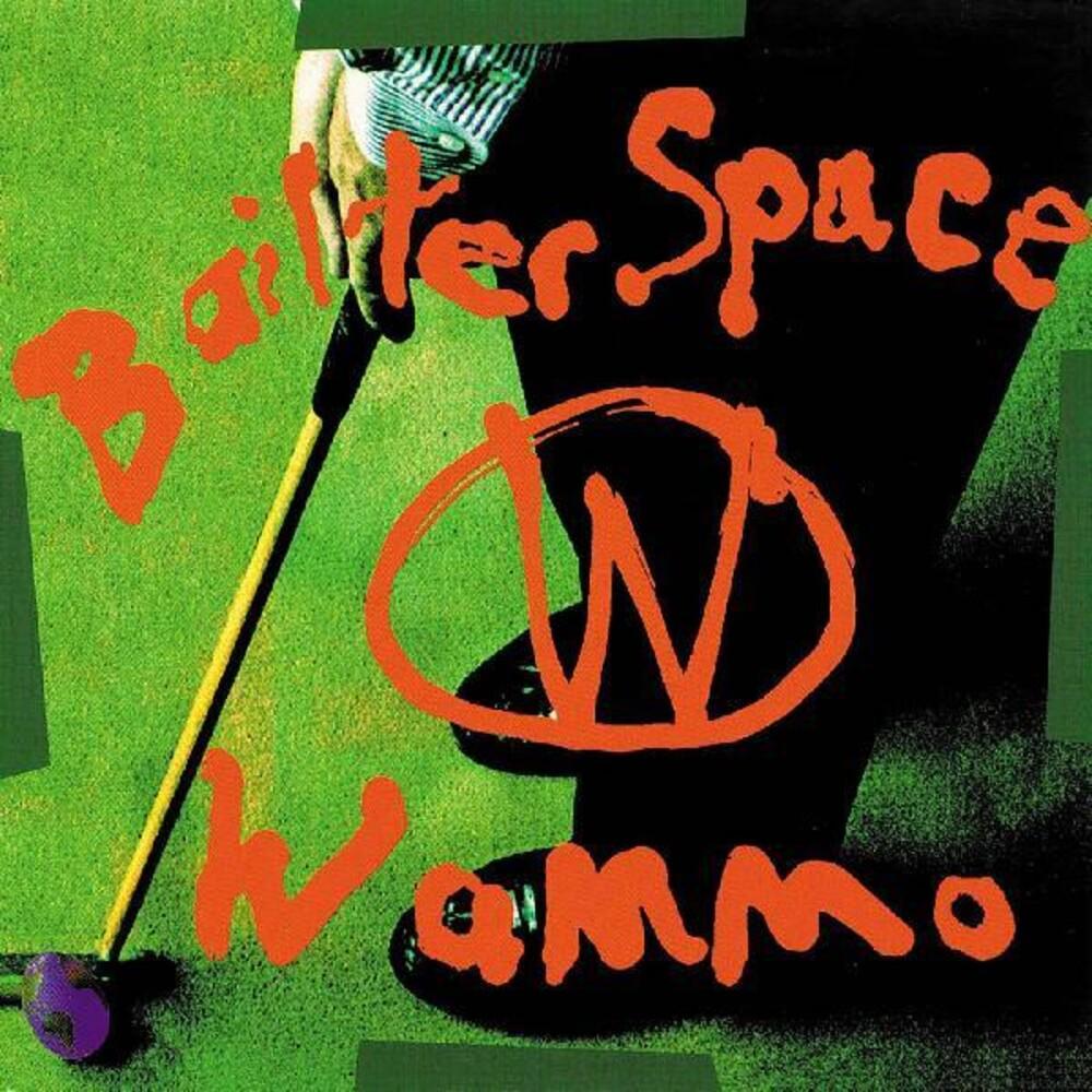 Bailter Space - Wammo [Clear Vinyl] (Org)