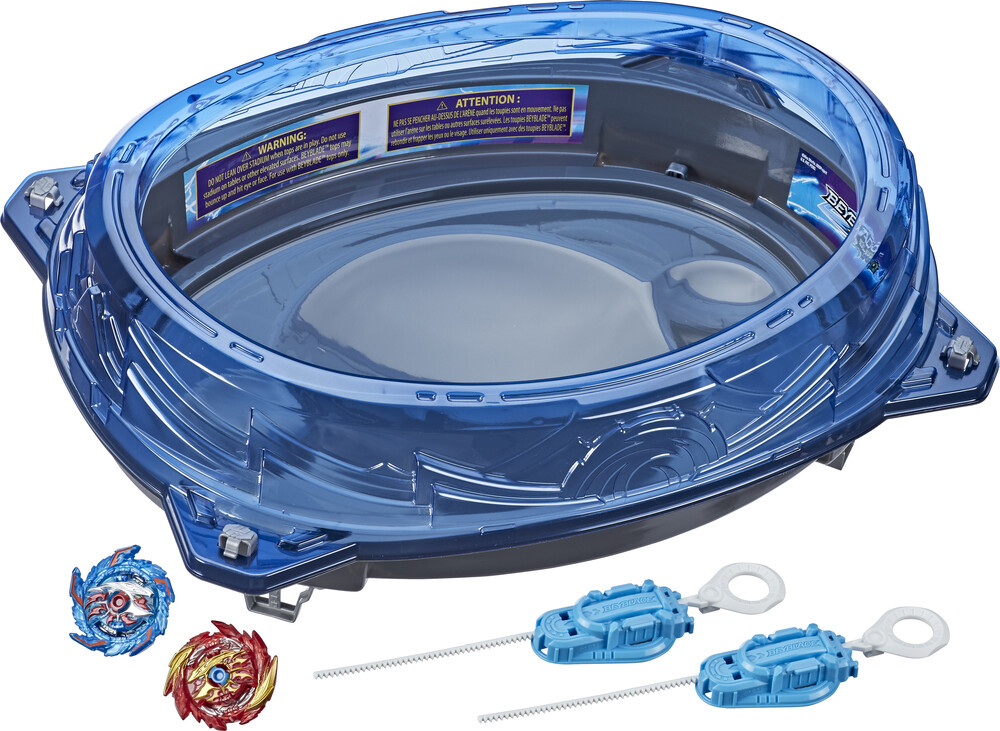Bey Speedstorm Battle Set - Hasbro Collectibles - Beyblade Speedstorm Battle Set