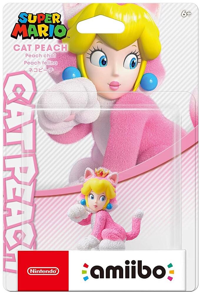 Amiibo - Cat Peach - Amiibo - Cat Peach (Toyt)
