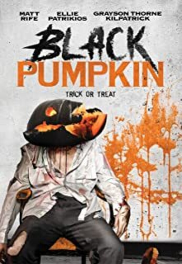 - Black Pumpkin Dvd