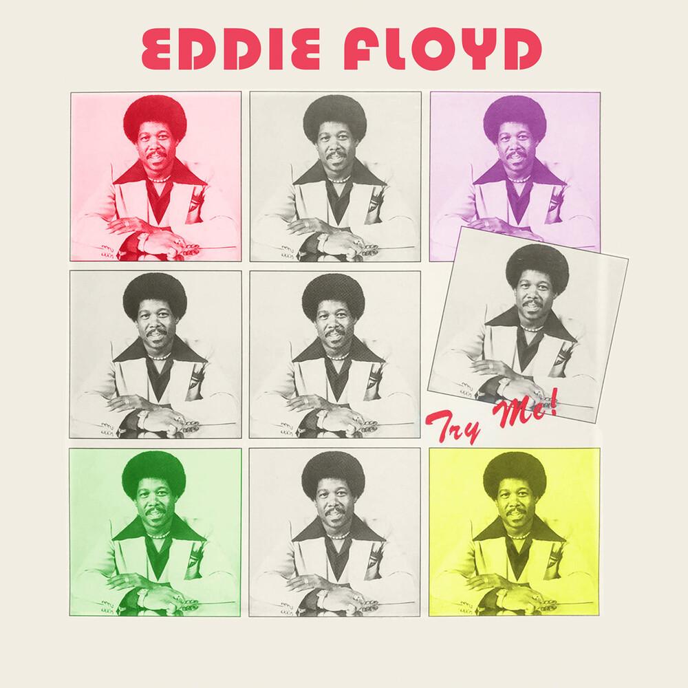 Eddie Floyd - Try Me!