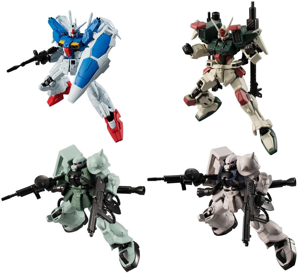 Shokugan - Shokugan - Mobile Suit Gundam G Frame V13 Set, Bandai G Frame