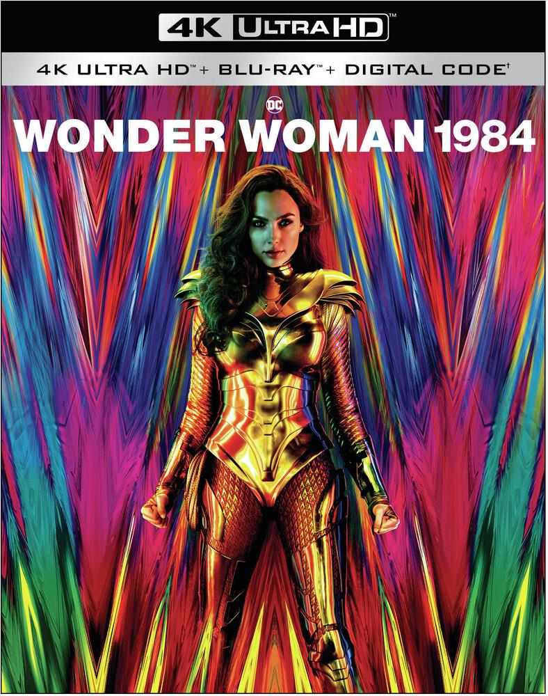 Wonder Woman - Wonder Woman 1984 [4K]