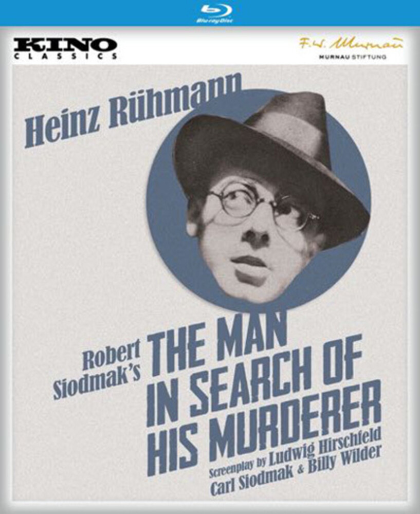Man in Search of His Murderer (1931) - The Man in Search of his Murderer