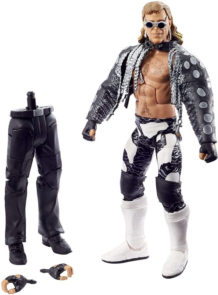 WWE - Mattel Collectible - WWE Wrestlemania Elite Shawn Michaels