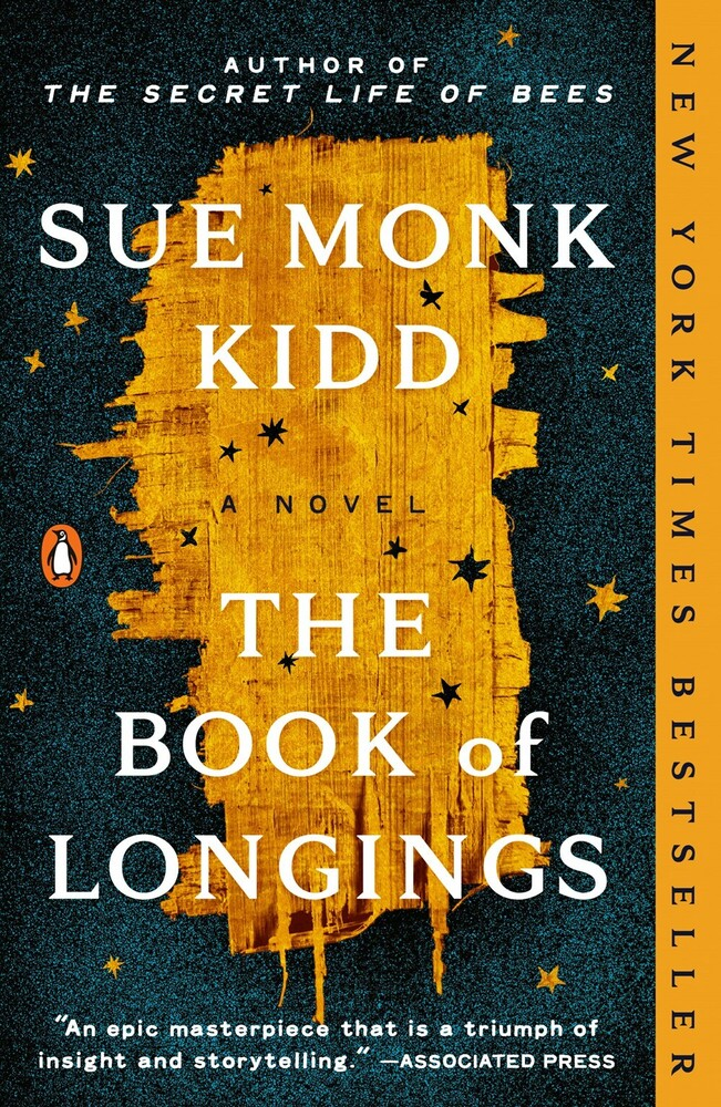 Sue Kidd  Monk - The Book of Longings: A Novel