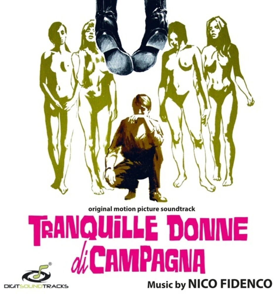Nico Fidenco  (Ita) - Tranquille Donne Di Campagna / O.S.T. (Ita)
