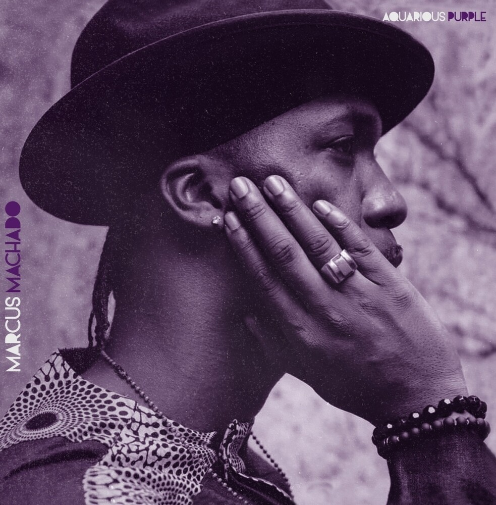 Marcus Machado - Aquarious Purple