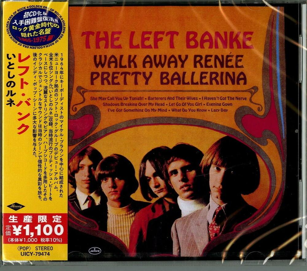 Left Banke - Walk Away Renee / Pretty Ballerina [Reissue] (Jpn)