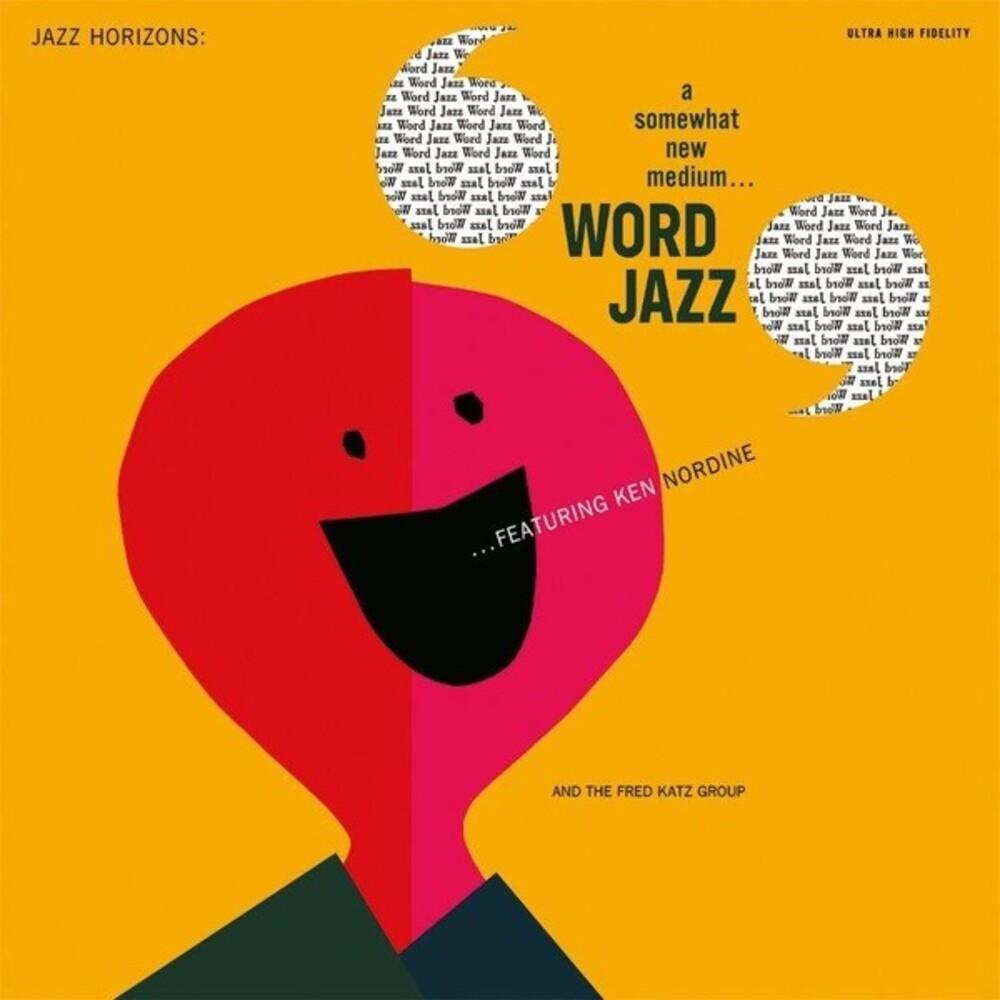 Ken Nordine - Word Jazz