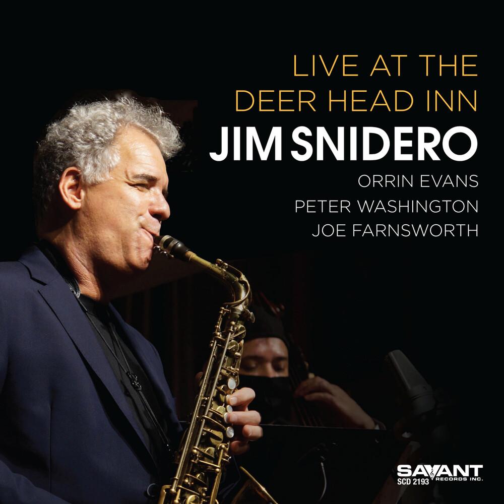 Jim Snidero - Live At The Deer Head Inn