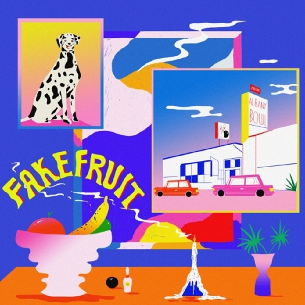 Fake Fruit - Fake Fruit
