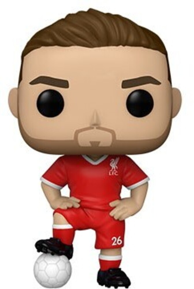 Funko Pop! Football: - Liverpool- Andy Robertson (Vfig)
