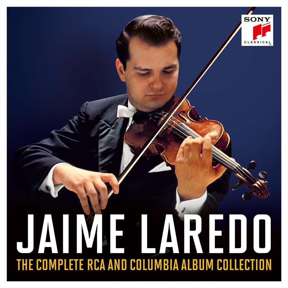 Jaime Laredo - Complete Rca & Columbia Album Collection (Box)
