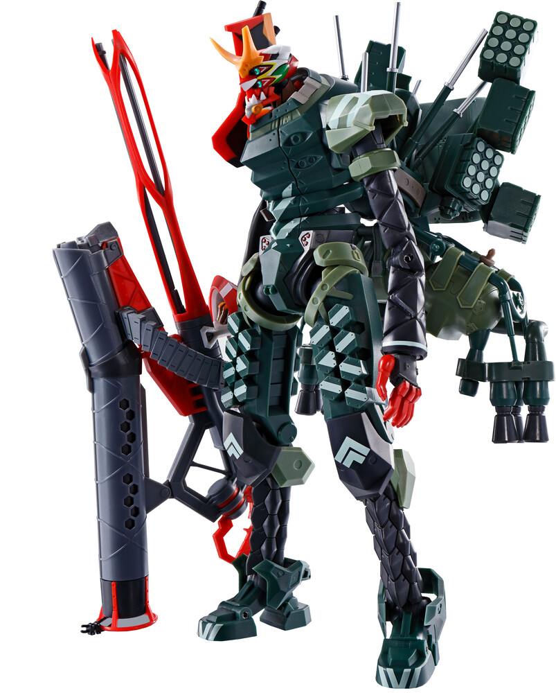 - Evangelion:3.0+1.0 Thrice - New Eva-02 Alpha (Fig)