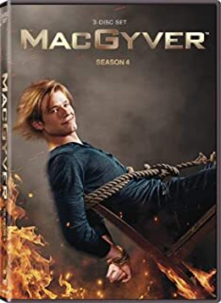 - MacGyver: Season 4