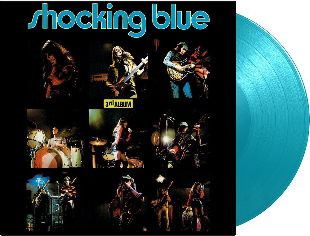 Shocking Blue - 3rd Album (Bonus Tracks) [Colored Vinyl] (Gate) [Limited Edition] [180 Gram]
