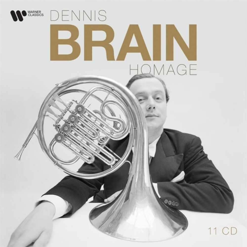 Dennis Brain - Centenary Edition (100th Anniversary Of Birth On